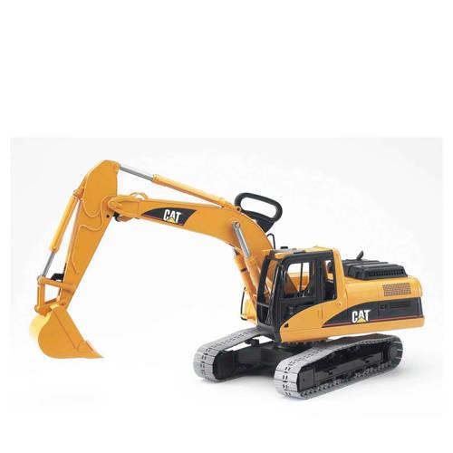 Bruder Caterpillar rups graafmachine 02438 kopen
