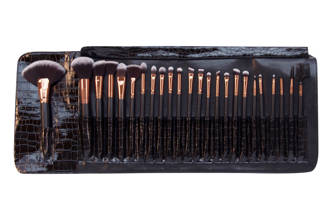 Professional Cosmetic Brush collection 24 piece set BRST