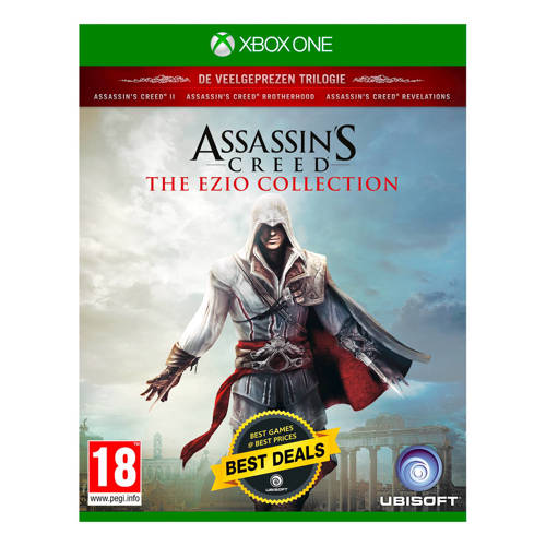 Assassins Creed – Ezio collection