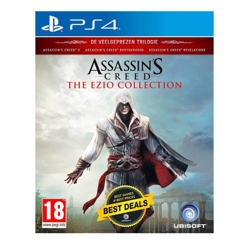 Assassins Creed ??? Ezio collection (PlayStation 4