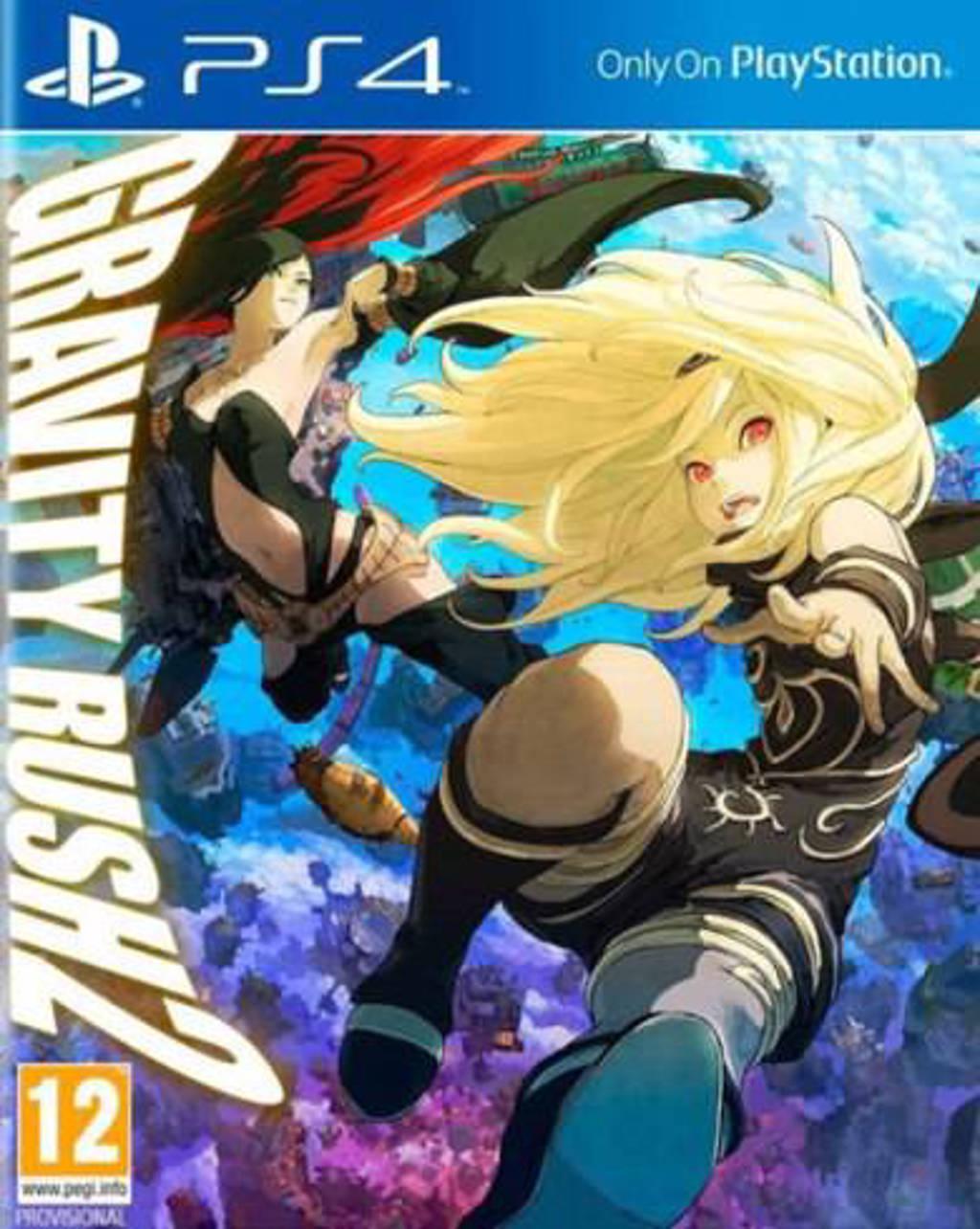 Gravity Rush 2  (PlayStation 4)