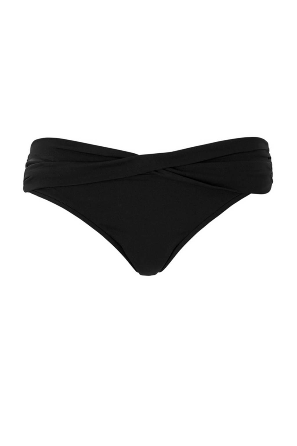 Seafolly bikinibroekje zwart, Zwart