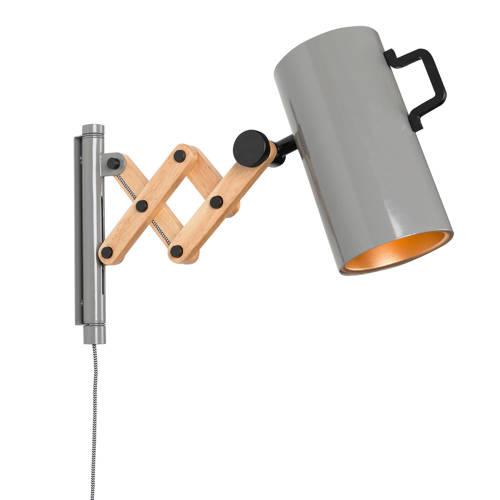 Zuiver Flex Wandlamp Grijs
