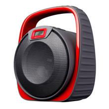 X2808 waterdichte draagbare bluetooth radio rood