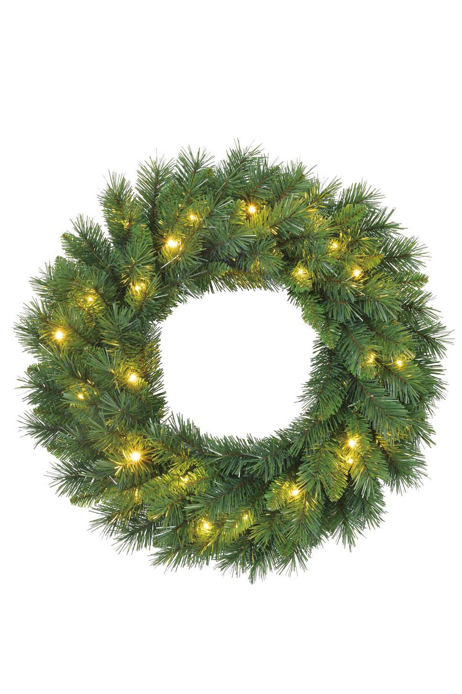 Black Box Burgess kerstkrans (ø60 cm)   wehkamp