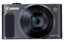 Canon Powershot SX620 HS Black compact camera