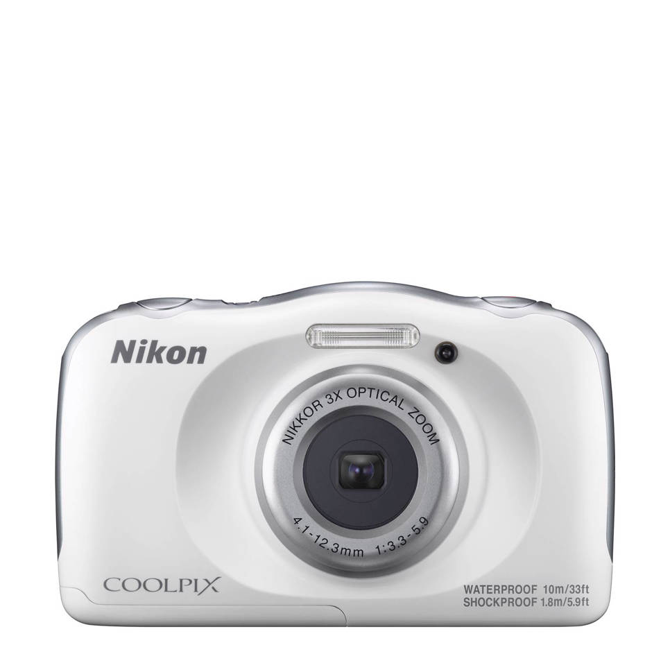Nikon Coolpix W100 wit compact camera