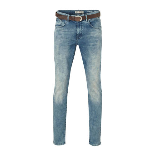 Petrol Industries slim fit jeans Seamham blauw
