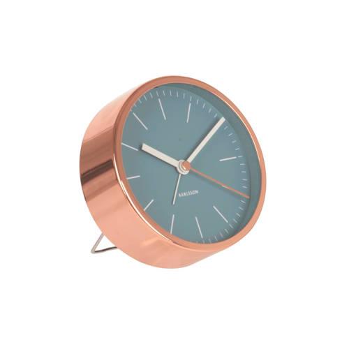Karlsson alarmklok Minimal (Ø10 cm) kopen