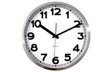 Klokken klok (Ø29 cm)