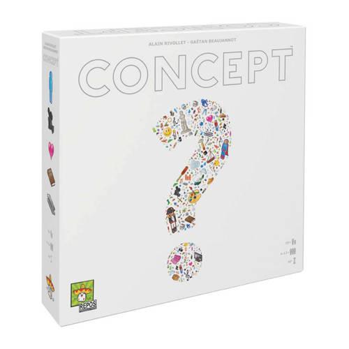 Wehkamp-Repos Concept bordspel-aanbieding