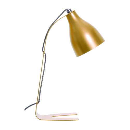 Leitmotiv Barefoot Tafellamp Brons