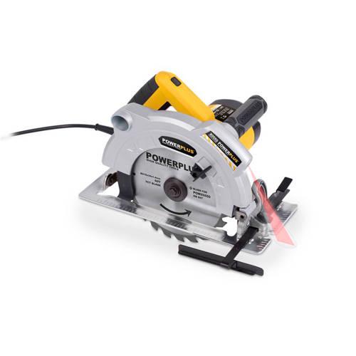 Powerplus POWX0550 cirkelzaag 1800W kopen
