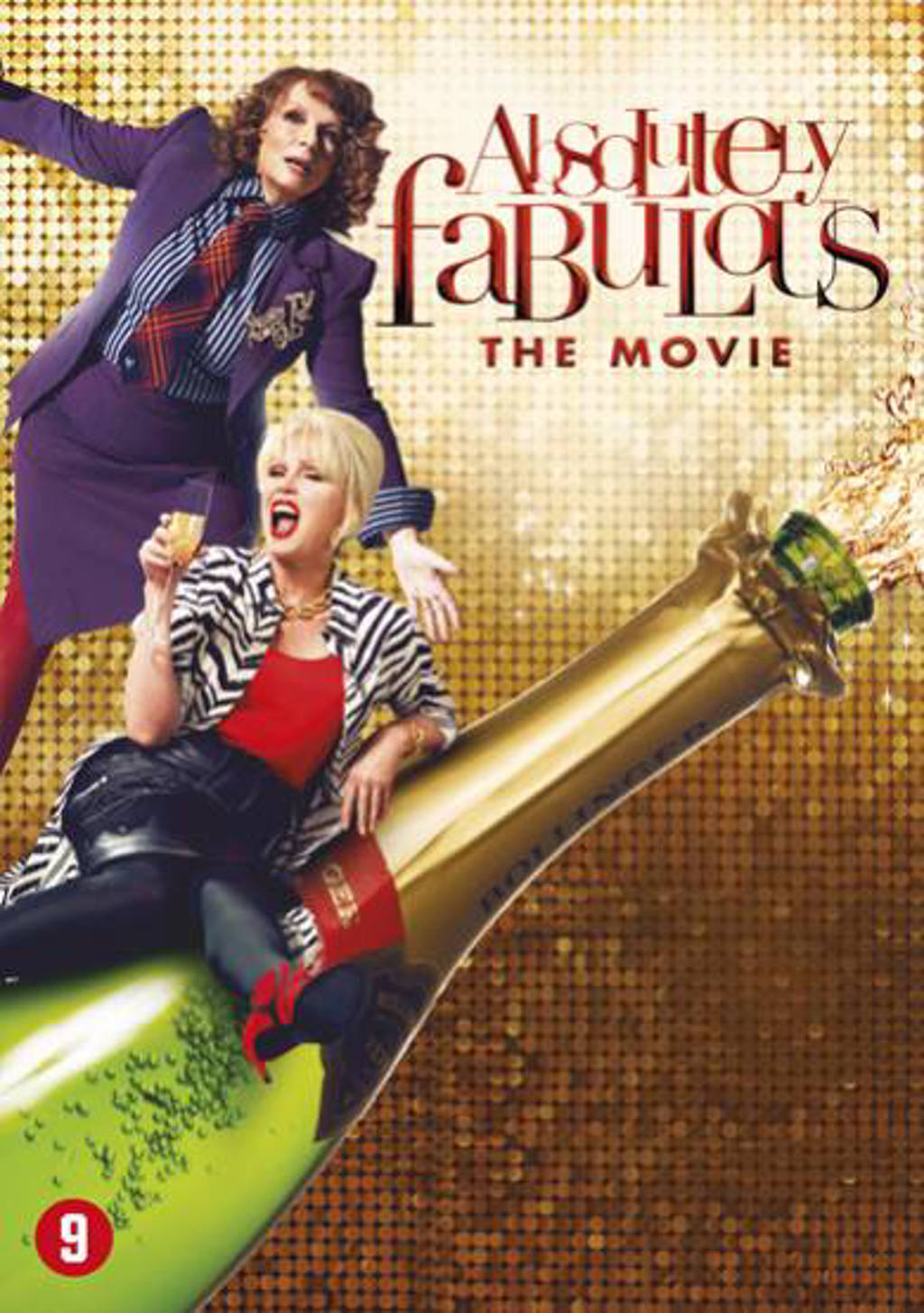 Absolutely fabulous - The movie (DVD)