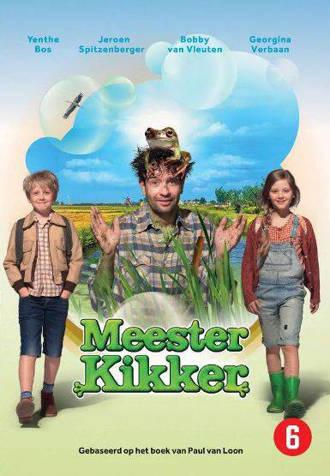Meester Kikker (DVD)