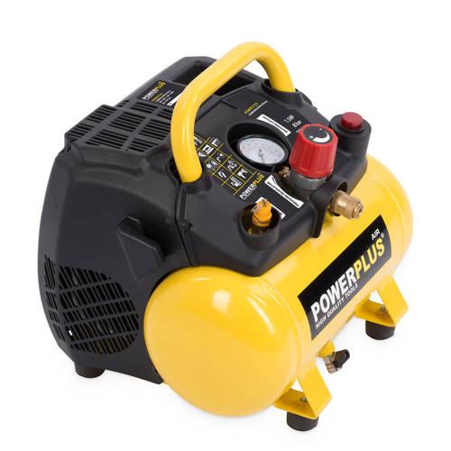 Powerplus POWX1721 compressor 1100W kopen