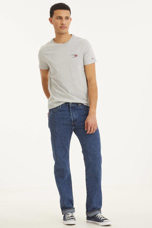 501 regular fit jeans stone wash
