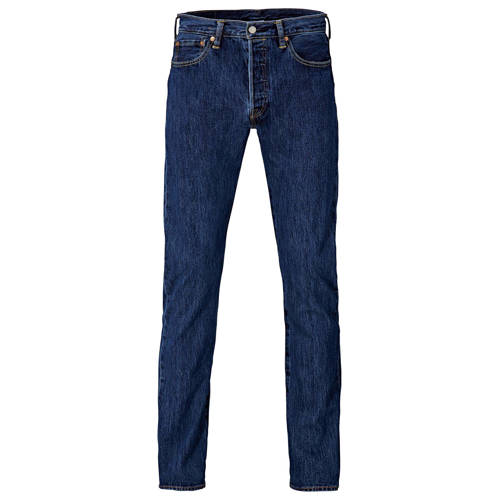 Levi's regular fit jeans 501 Original stone wash