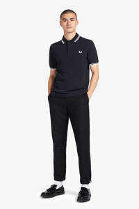 Fred Perry polo, Marine/wit