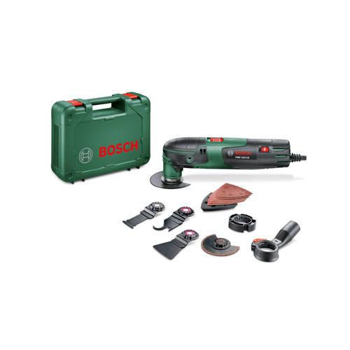 Bosch PMF 220 CE SET elektrische multitool kopen