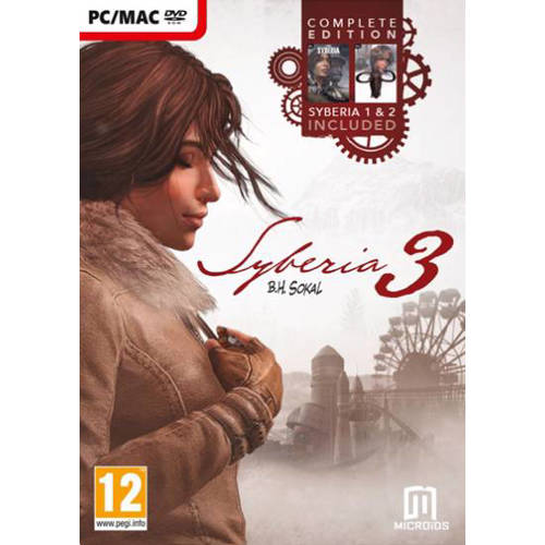 Syberia 1-3 (PC) kopen