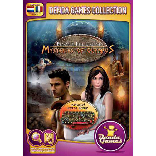 Beyond the legend - Mysteries of Olympus (Collectors edition) (PC) kopen