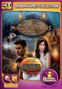 Beyond the legend - Mysteries of Olympus (Collectors edition) (PC)