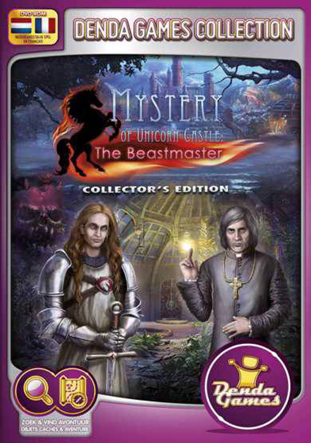 Mystery of the unicorn castle - The beastmaster (Collectors edition) (PC)