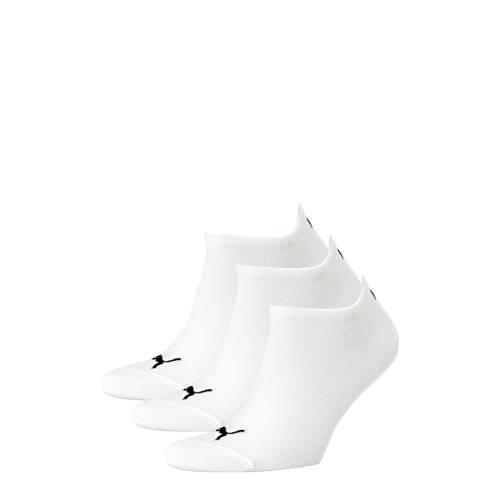 Puma sneakersokken (set van 3)