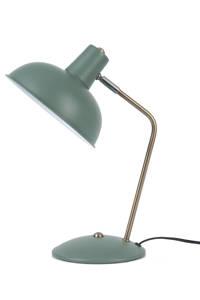 Leitmotiv bureaulamp Hood, Groen