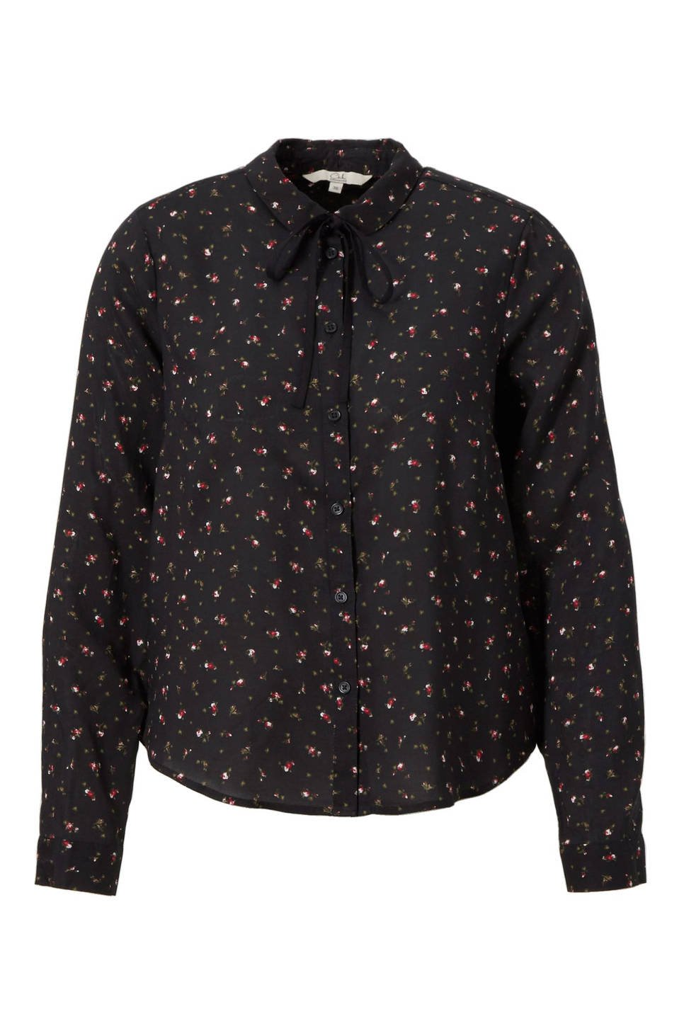C&A Clockhouse blouse, Donkerblauw