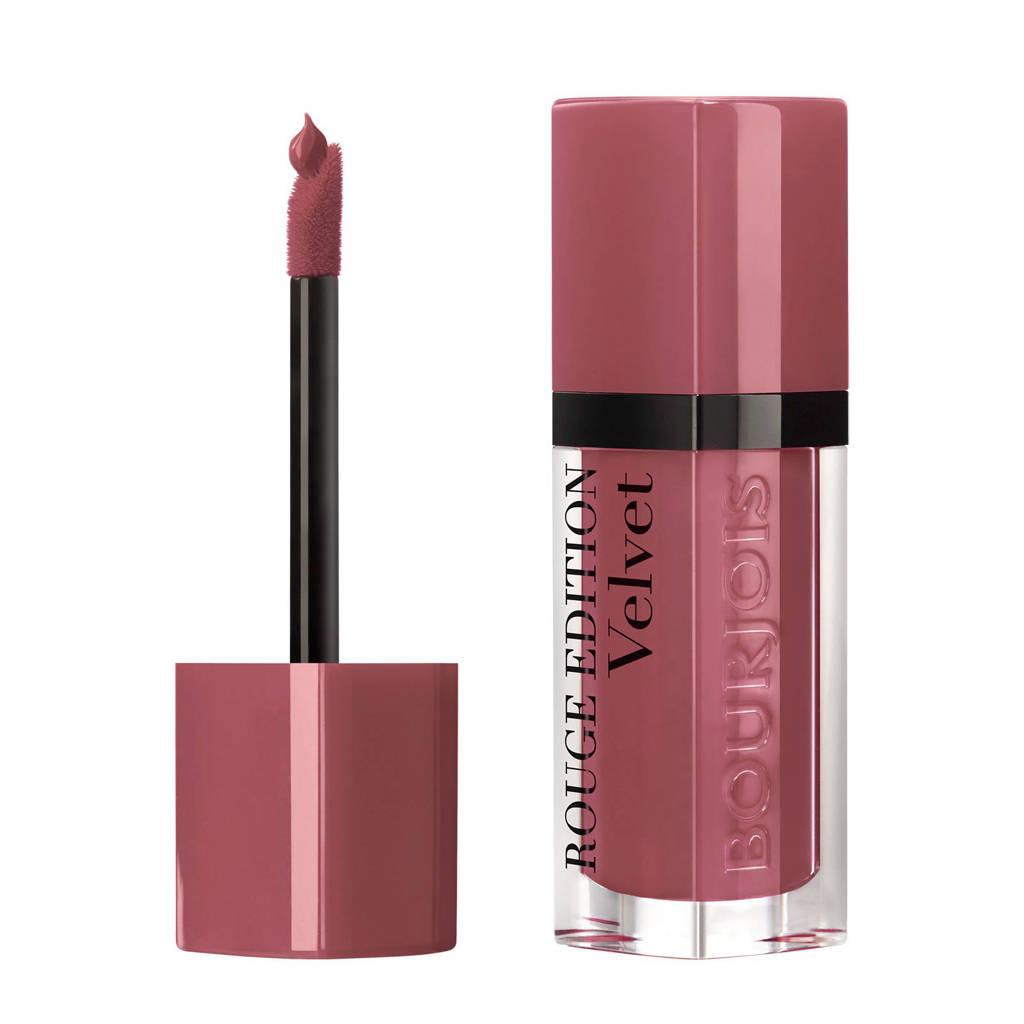 Bourjois Rouge Velvet Edition Lippenstift - 07 Nude-ist