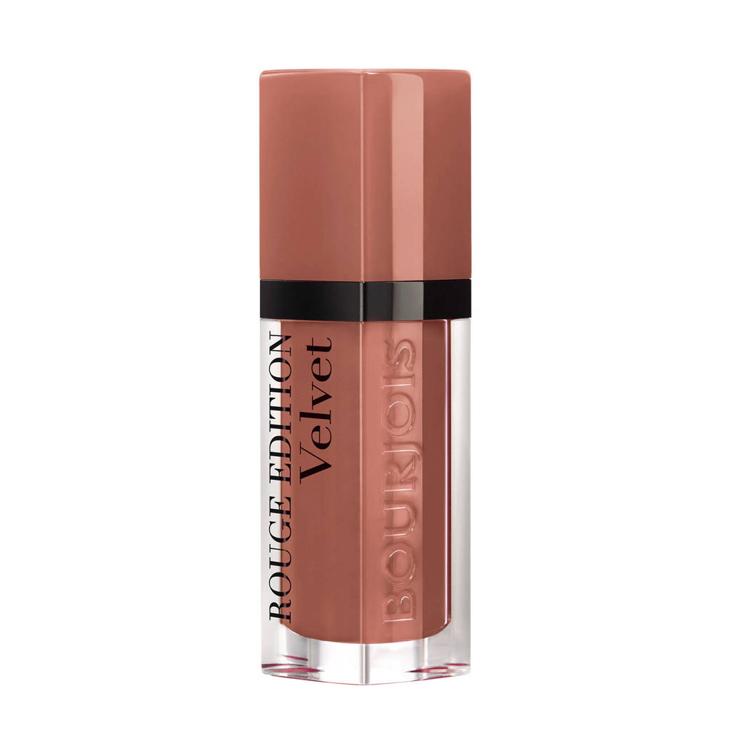 Bourjois Rouge Edition Velvet lippenstift  - 17 Cool Brown, 17 Cool Brown