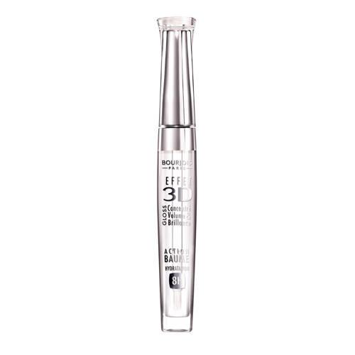 Bourjois Effet 3d Lipgloss Volume and Shine 18 Transparant Oniric Stuk