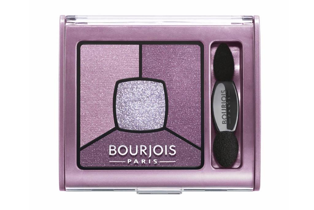 Bourjois Smoky Stories Quator oogschaduw palet - 07 In Mauve Again