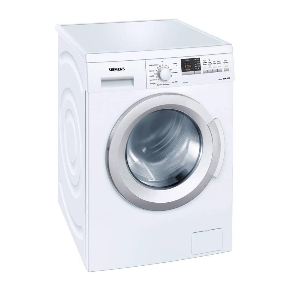 Siemens WM14Q363NL iSensoric wasmachine