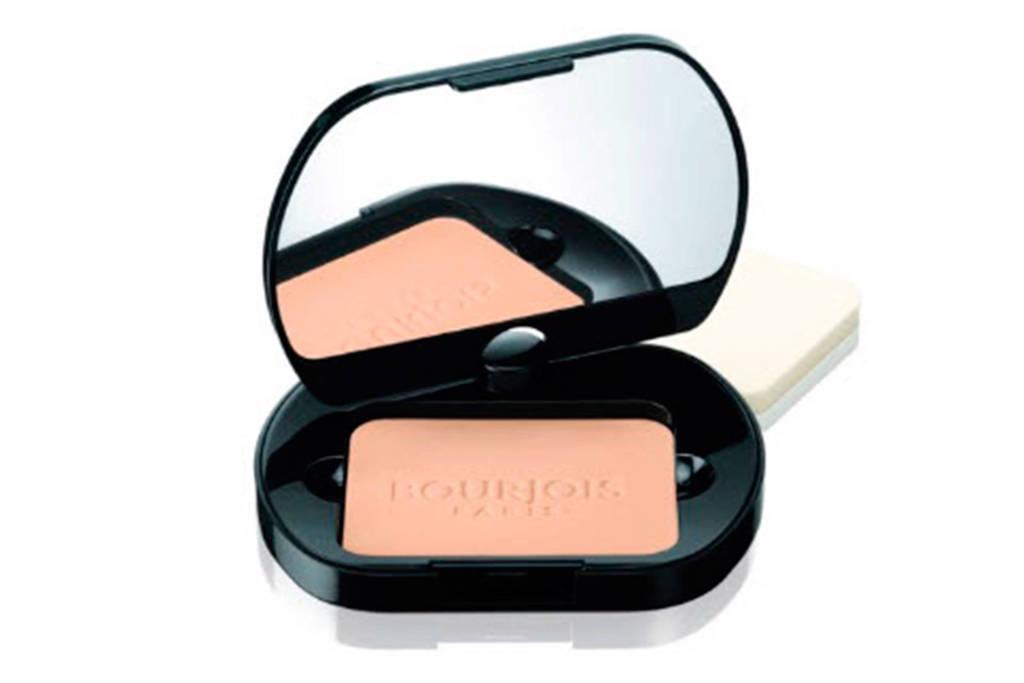 Bourjois Compact Poeder Silk Edition - 52 Vanille