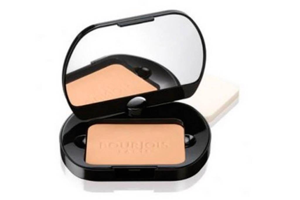 Bourjois Compact Poeder Silk Edition - 53 Beige Doré