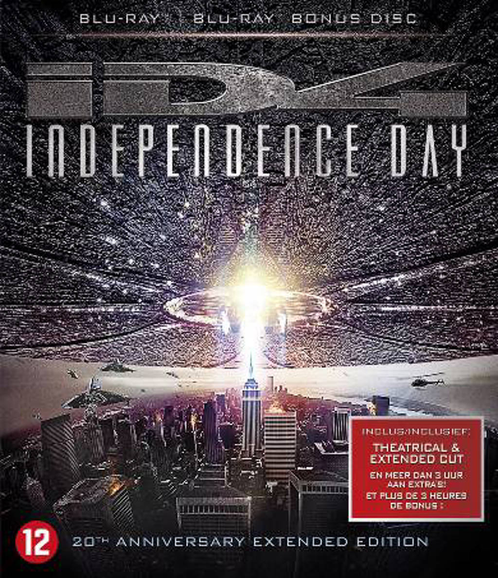 Independence day (20th anniversary) (Blu-ray)