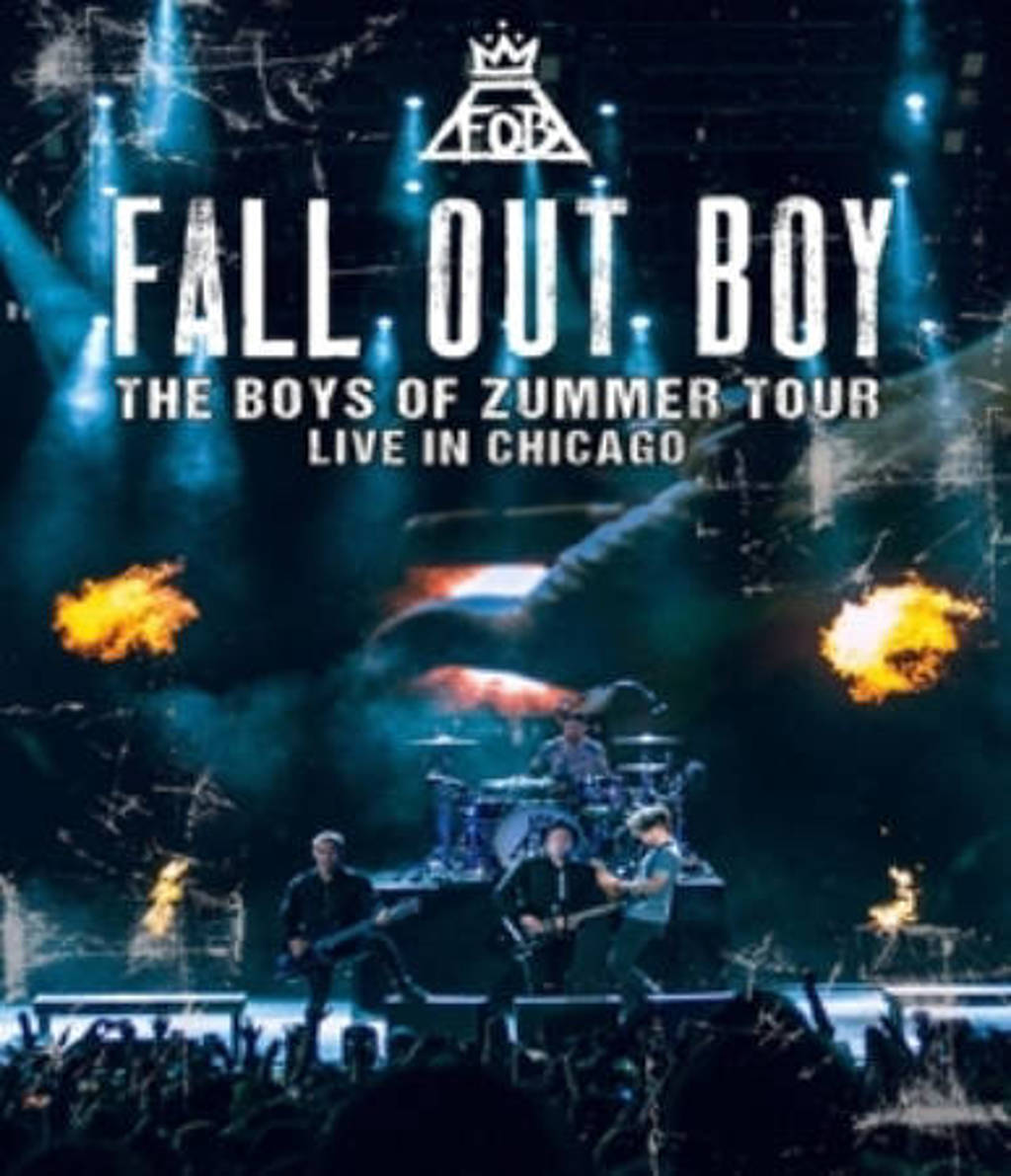 Fall Out Boy - Boys Of Zummer: Live In Chicago (Blu-ray)