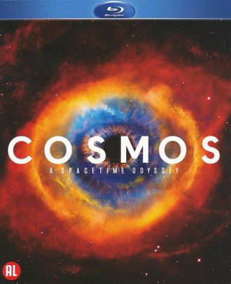 Cosmos a spacetime odyssey (Blu-ray)