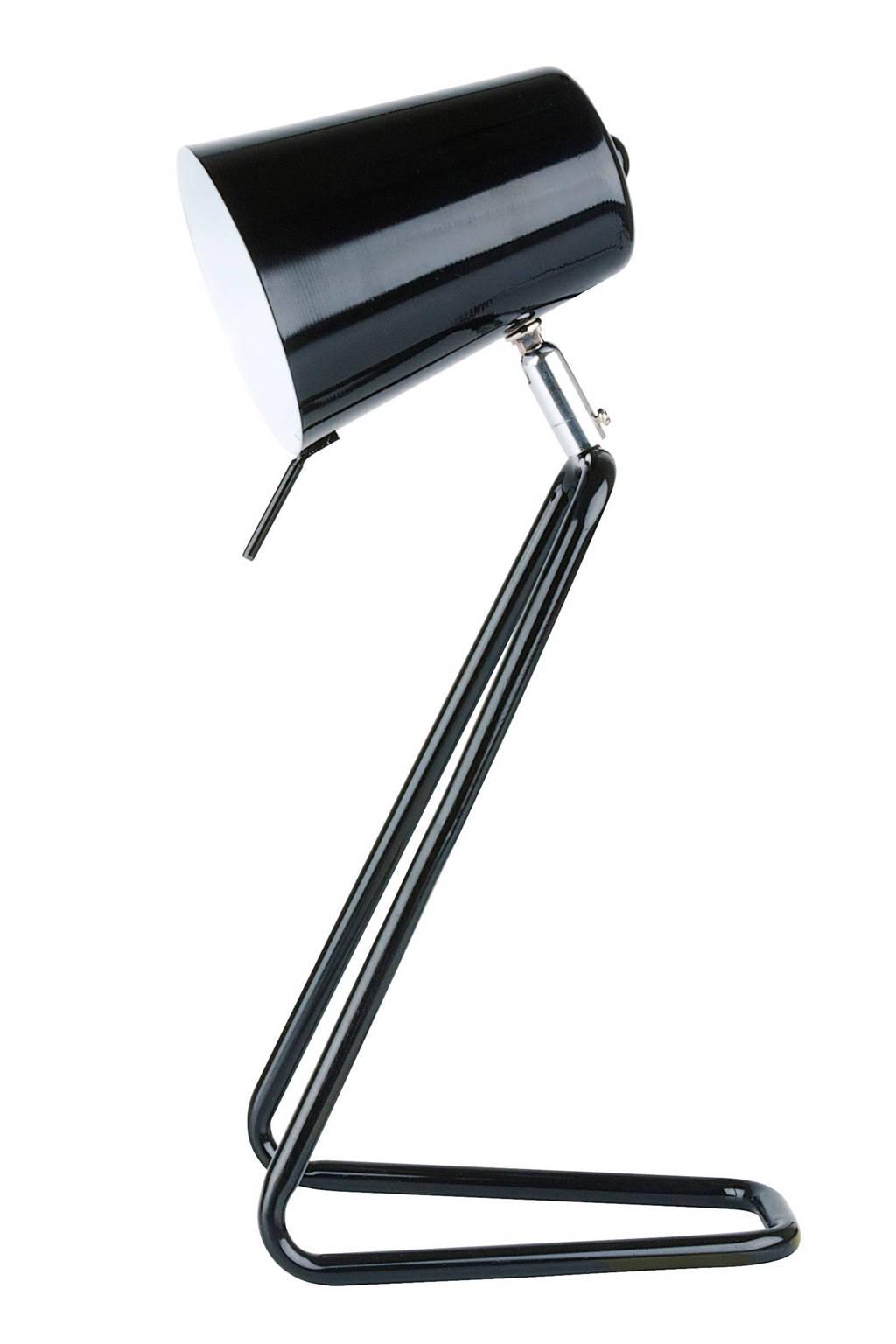 Leitmotiv bureaulamp Z, Zwart