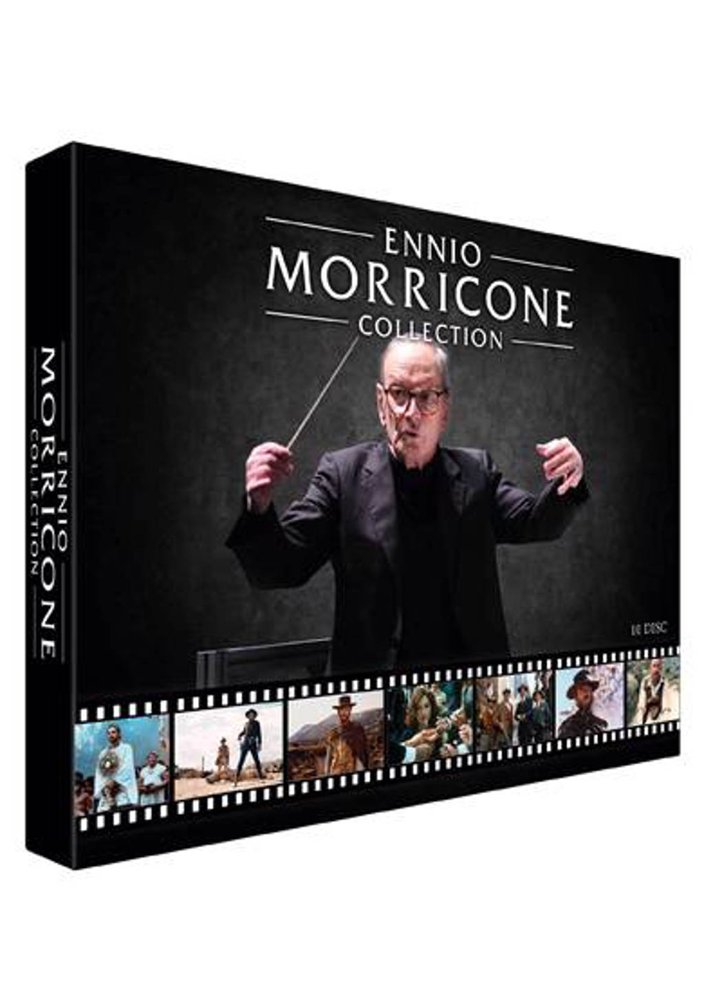 Ennio Morricone collection (DVD)