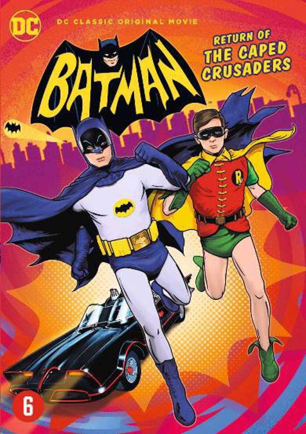 Batman - Return of the caped crusaders (DVD)