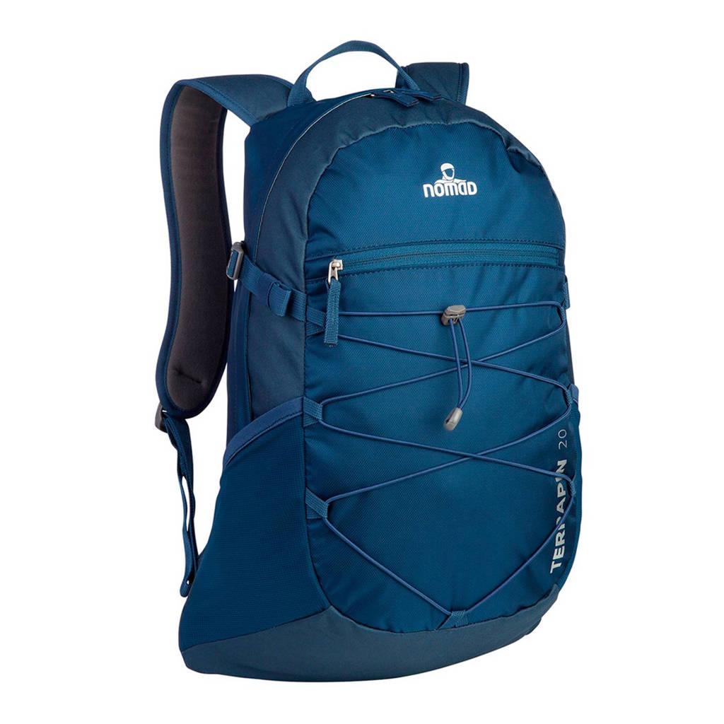 Nomad  dagrugzak Terrapin 20 liter, Donkerblauw