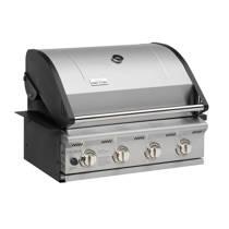Patton Build in gasbarbecue