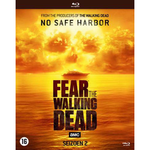 Fear the walking dead - Seizoen 2 (Blu-ray) kopen