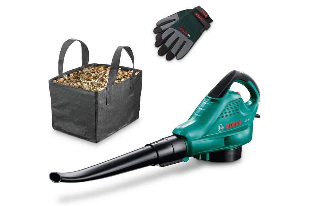 Bosch ALS 30 set elektrische bladblazer, Groen