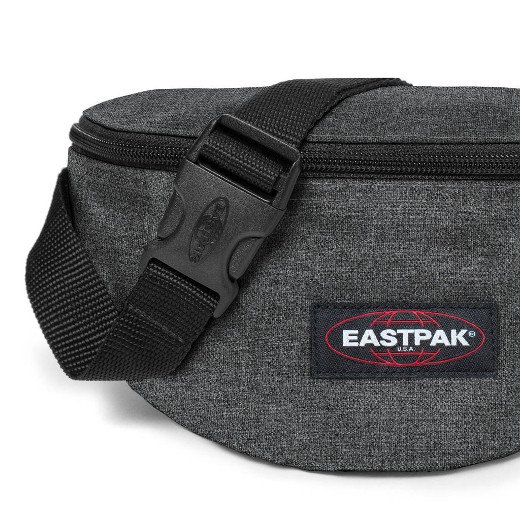 Eastpak   Springer heuptas, Black denim