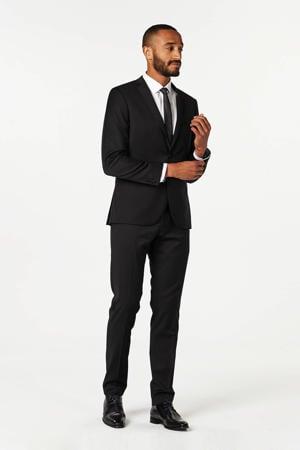 Las regular fit pantalon